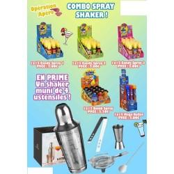 Combo Spray Shaker