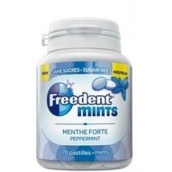 Freedent Mints Menthe Forte