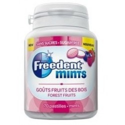 Freedent Mints Fruits des Bois