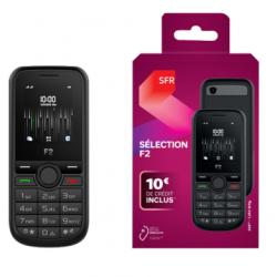 Pack Téléphone SFR Sélection F2