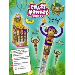 Crazy Monkey Candy