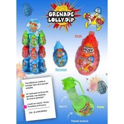 Grenade Lolly Dip