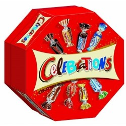 Box Chocolat Celebrations