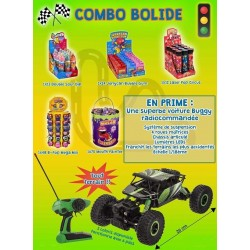 Combo Bolide
