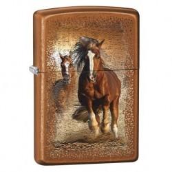 Briquet Zippo Wild Horse