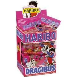 30 Mini Sachets Haribo Dragibus