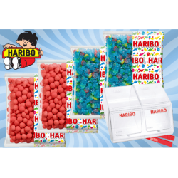 Colis Bonbons Haribo Vrac 4...