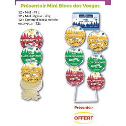 Présentoir Mini Bloc Des...