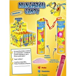 Sucettes Nunchaku Candy