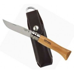 Couteau Opinel N°8 Inox + Gaine