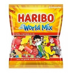 Sachet Bonbons Haribo World...