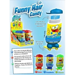 Funny Hair Candy