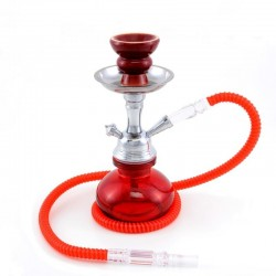 Chicha Transparente Rouge...