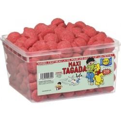 Bonbons Haribo Maxi Tagada Fraise