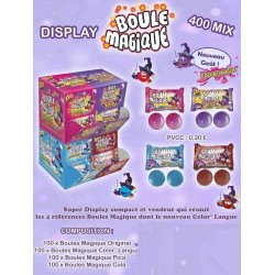 Display Boule Magique 400 Mix
