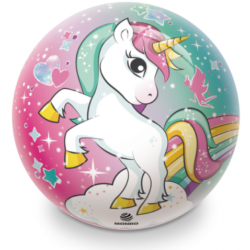 Ballon en Plastique Licorne