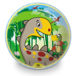 Ballon en Plastique Dinosaure
