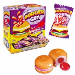 Bubble Gum Burger Gum Fini