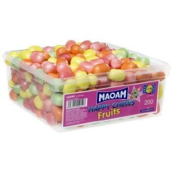 Bonbons Haribo Mao Croqui Fruits