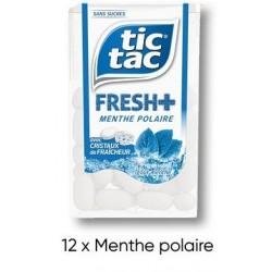 Tic Tac Fresh Menthe Polaire