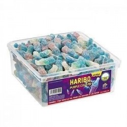 Bonbons Haribo Purple Cola Pik