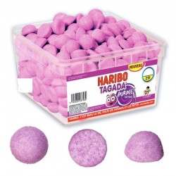 Bonbons Haribo Tagada Purple