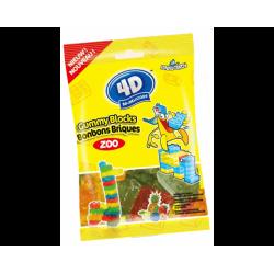 Sachet Bonbons Gummy Block