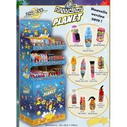 Présentoir Funny Candy Shop