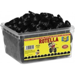 Tubo Haribo Rotella x 210 pièces