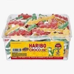 Tubo Haribo Croco Pik x 210 pièces