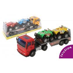 Camion de Transport avec 2...