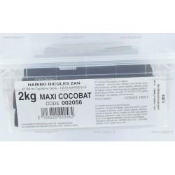 Tubo Haribo Cocobat Géant 2 kg