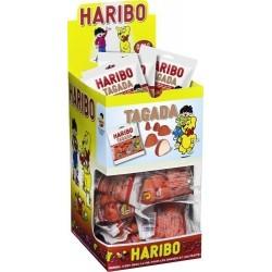 30 Mini Sachets Haribo Tagada