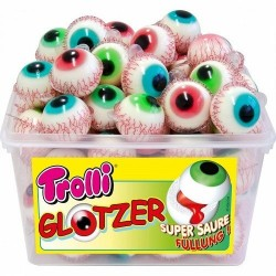 Bonbons Trolli Glotzer