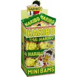30 Mini Sachets Haribo Bams