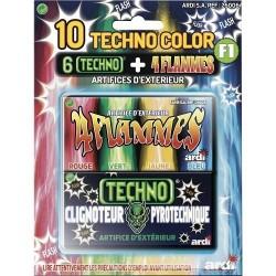 10 Techno Color