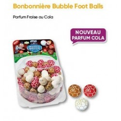 Bubble Gum Foot Balls Cola...