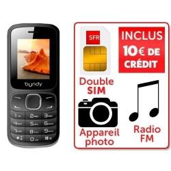 Pack Téléphone SFR Bundy Uno