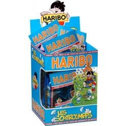 30 Mini Sachets Haribo Schtroumpfs
