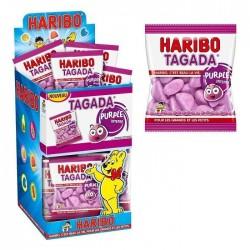 Mini Sachets Haribo Tagada Purple