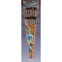 10 Fusées Cannon Ball Power...