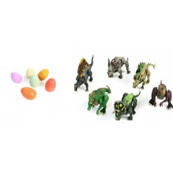 Oeuf Dinosaure Puzzle 3D