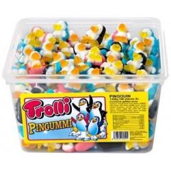 Tubo Trolli Pingouin x 240 pièces