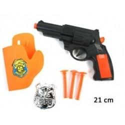 Pistolet avec Holster