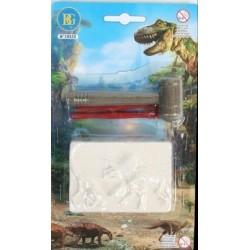Dino Fossile Archéologue