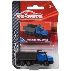 Voiture Majorette Construction