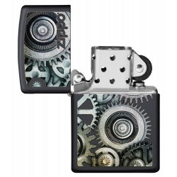 Briquet Zippo Gear Design