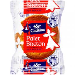 Palet Breton Pur Beurre 15 gr