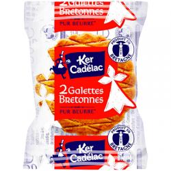 2 Galettes Bretonnes Pur...