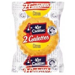 2 Galettes Bretonnes Citron...